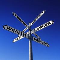 life planning signpost